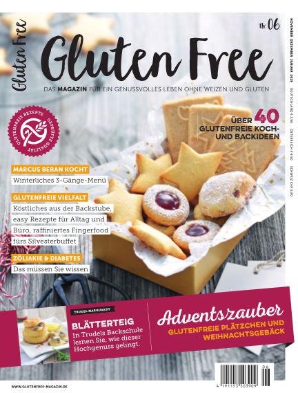 Gluten Free October 18, 2018 00:00