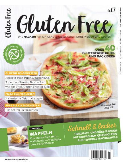 Gluten Free January 17, 2019 00:00