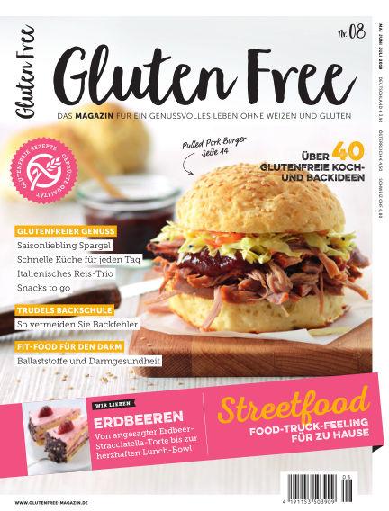 Gluten Free April 11, 2019 00:00