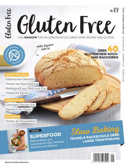 Gluten Free July 18, 2019 00:00