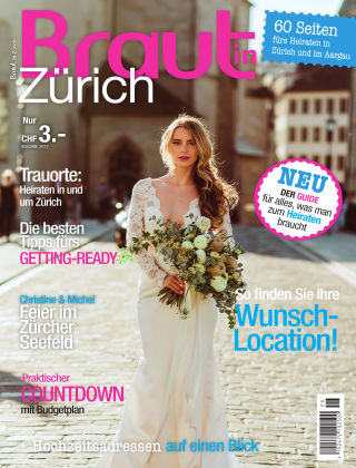 Braut in Zürich 2017