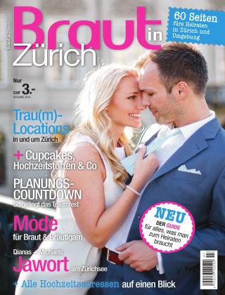 Braut in Zürich 2016