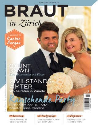 Braut in Zürich 2018