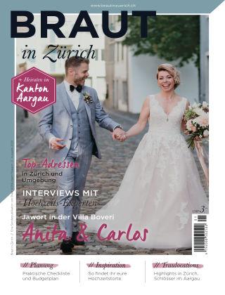 Braut in Zürich 2020