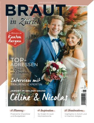 Braut in Zürich 2021