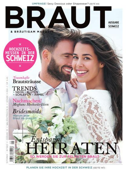 Braut & Bräutigam (CH) August 07, 2018 00:00
