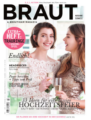Braut & Bräutigam (CH) 03-2018