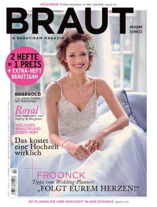 Braut & Bräutigam (CH) 02-2018