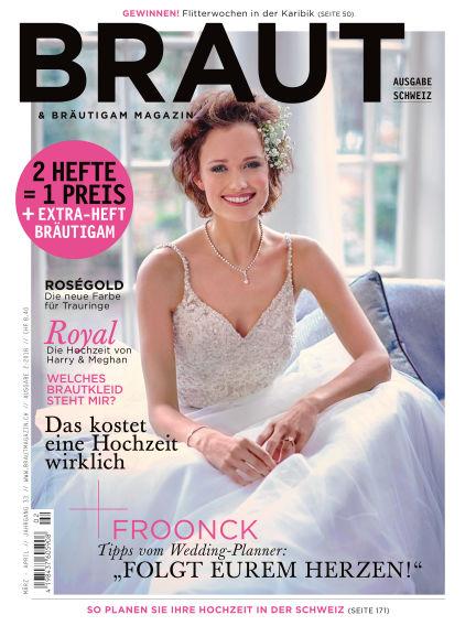 Braut & Bräutigam (CH) February 06, 2018 00:00