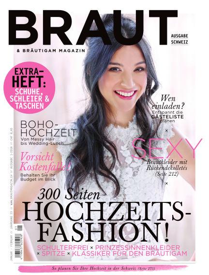 Braut & Bräutigam (CH) December 05, 2017 00:00