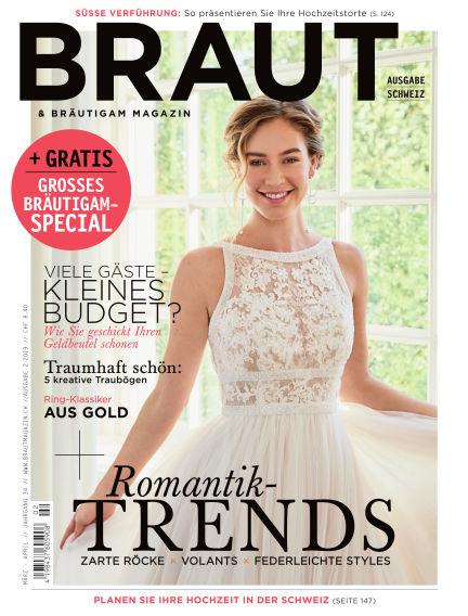 Braut & Bräutigam (CH)