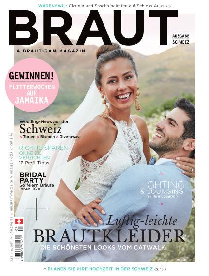 Braut & Bräutigam (CH) June 11, 2019 00:00