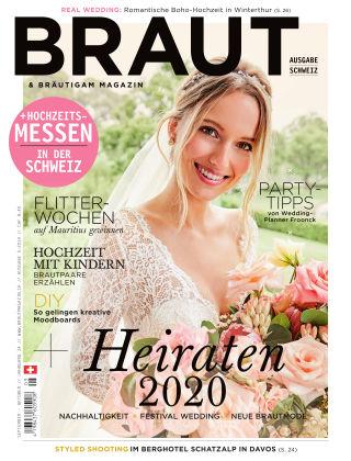 Braut & Bräutigam (CH) 05-2019