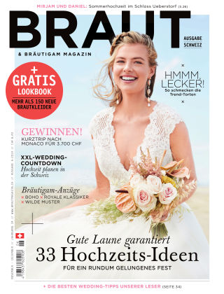 Braut & Bräutigam (CH) 06-2019