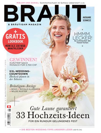 Braut & Bräutigam (CH) October 08, 2019 00:00