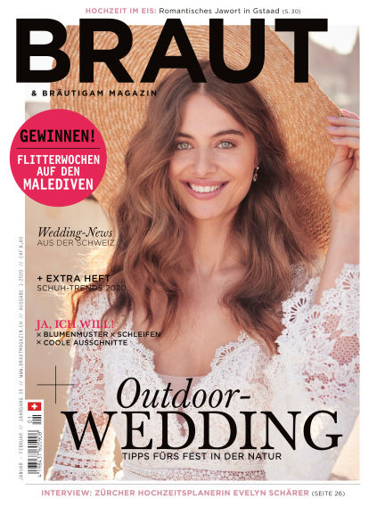 Braut & Bräutigam (CH) January 22, 2020 00:00