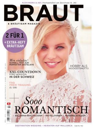 Braut & Bräutigam (CH) 02-2020