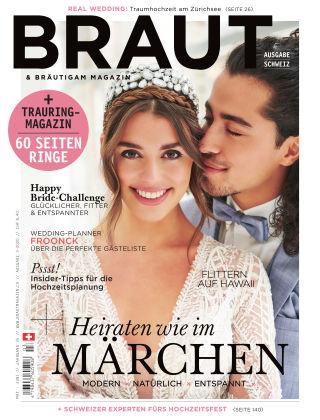 Braut & Bräutigam (CH) 03-2020