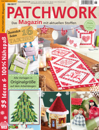 Patchwork Magazin 06/2017