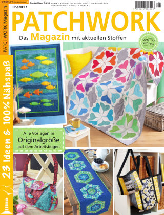 Patchwork Magazin 05/2017