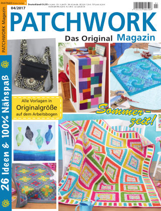Patchwork Magazin 04/2017