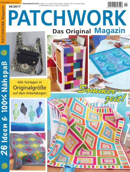 Patchwork Magazin May 06, 2017 00:00
