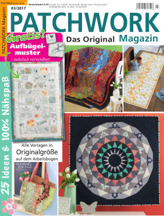 Patchwork Magazin 03/2017