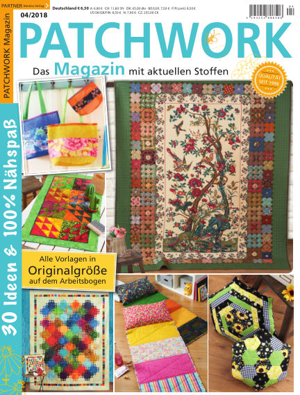 Patchwork Magazin May 05, 2018 00:00