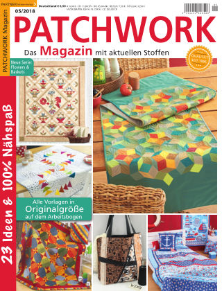 Patchwork Magazin 05/2018