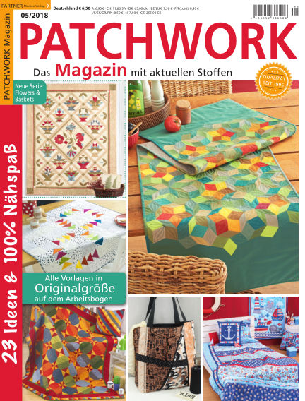Patchwork Magazin July 07, 2018 00:00