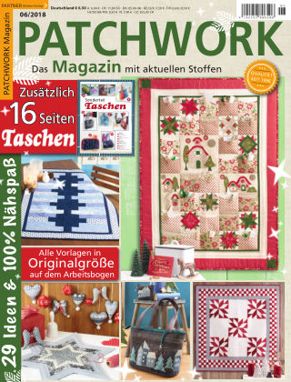Patchwork Magazin 06/2018