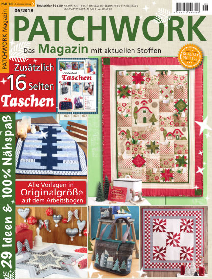 Patchwork Magazin September 08, 2018 00:00