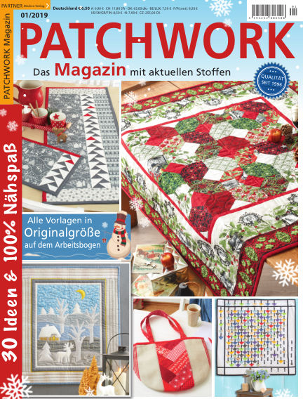 Patchwork Magazin November 10, 2018 00:00
