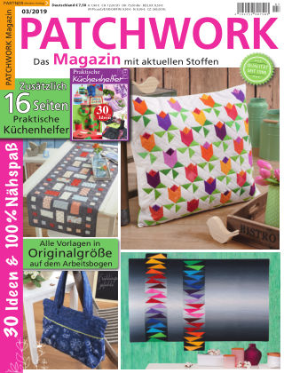 Patchwork Magazin 03/2019