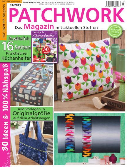 Patchwork Magazin March 09, 2019 00:00