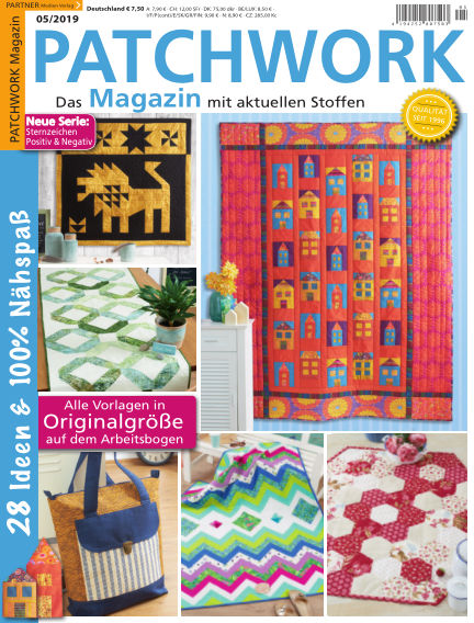 Patchwork Magazin July 06, 2019 00:00