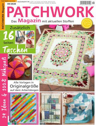 Patchwork Magazin 04/2020