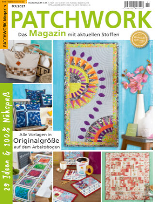 Patchwork Magazin 03/2021
