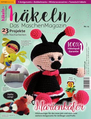 häkeln - Das MaschenMagazin Nr. 12