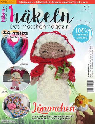 häkeln - Das MaschenMagazin Nr. 13