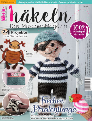 häkeln - Das MaschenMagazin Nr. 14