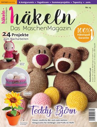 häkeln - Das MaschenMagazin Nr. 15