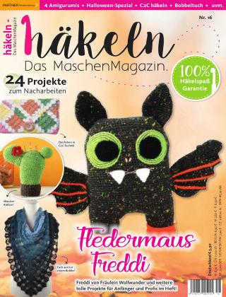 häkeln - Das MaschenMagazin Nr. 16
