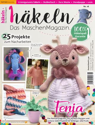 häkeln - Das MaschenMagazin Nr. 18