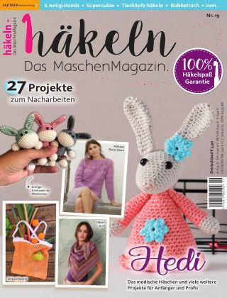 häkeln - Das MaschenMagazin Nr. 19