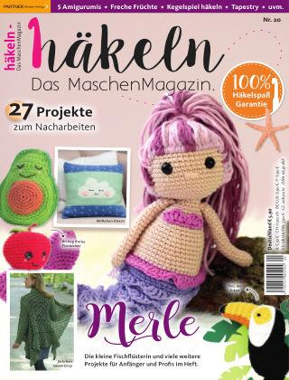 häkeln - Das MaschenMagazin Nr. 20