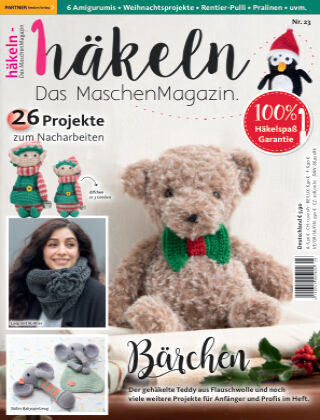 häkeln - Das MaschenMagazin Nr. 23