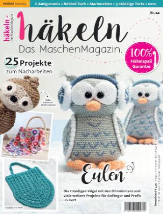 häkeln - Das MaschenMagazin Nr. 24
