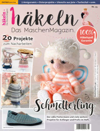 häkeln - Das MaschenMagazin Nr. 25
