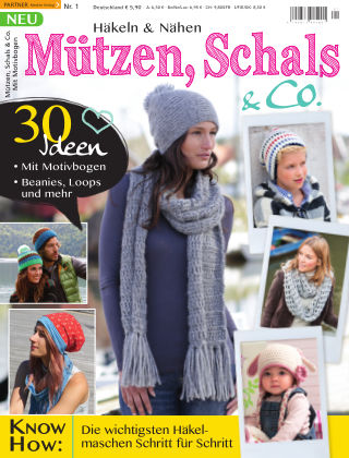 Mützen, Schals & Co. 01/16